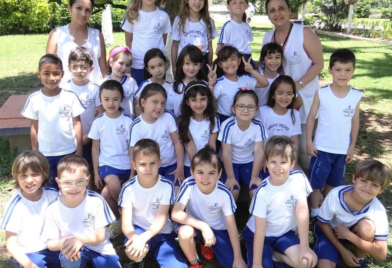Projeto Peixe estimula a aprendizagem dos alunos do 1º Ano C