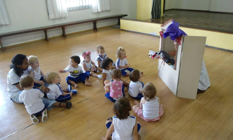 O fantoche como coadjuvante do processo educativo