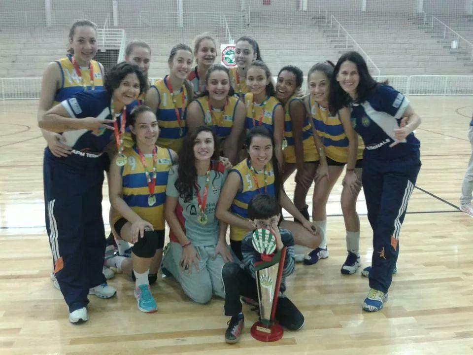 Geração de ouro do Handebol Feminino conquista Bicampeonato Estadual