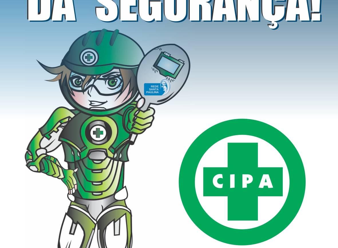 Divulgado o resultado do concurso do Mascote e do Slogan da CIPA