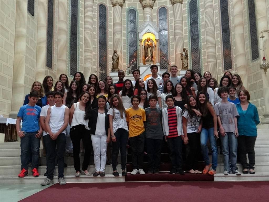 Missa Oitavas Séries - 2014 26