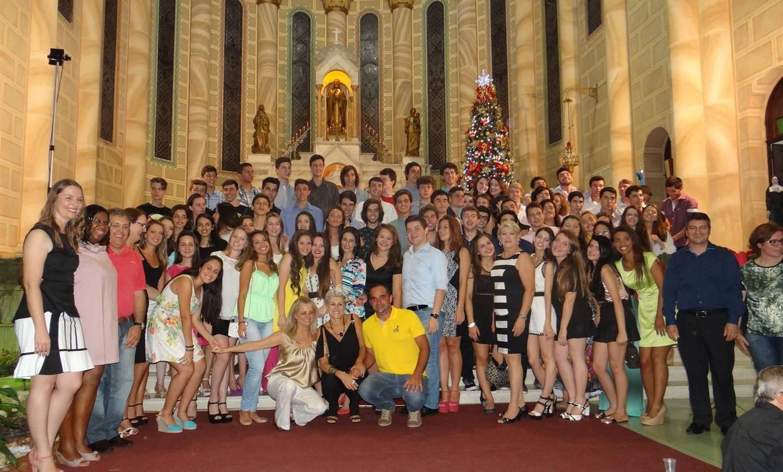 Missa de Formatura do Terceirão reúne comunidade educativa São José