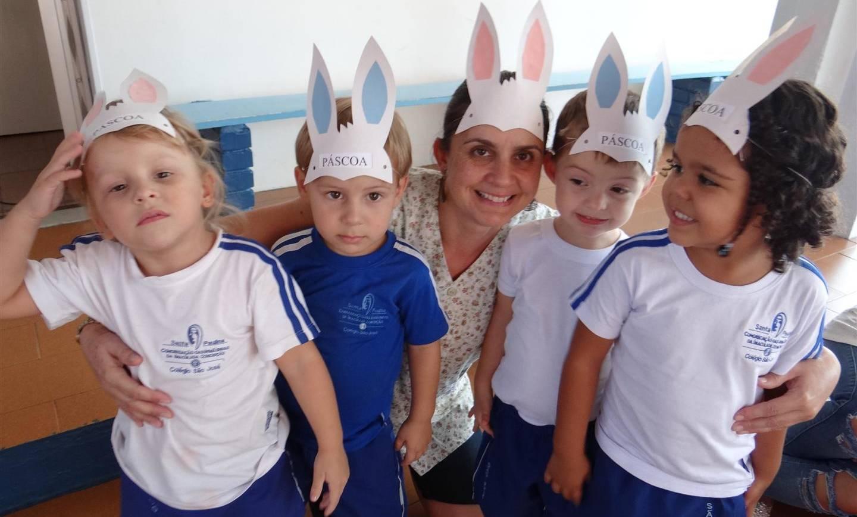 Páscoa, uma comemoração de amor e partilha de vida