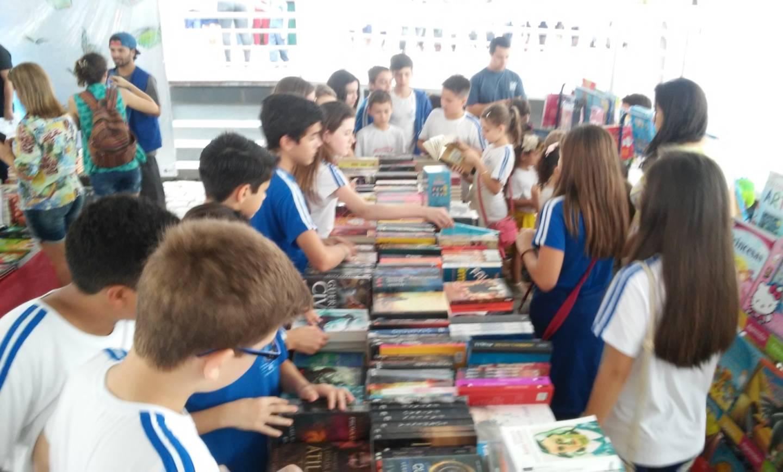 Alunos dos 6ºs Anos visitam Festa da Literatura Infantil