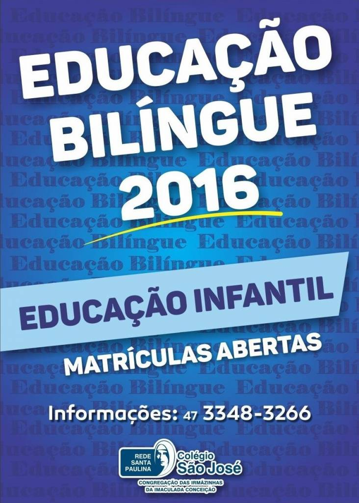 São José Banner Ed Bilígue