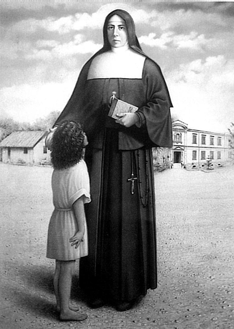 chiesa trentina. emigrazione. religiosita. devozione. brasile. santi - dida madre paolina amabile imagefull 1