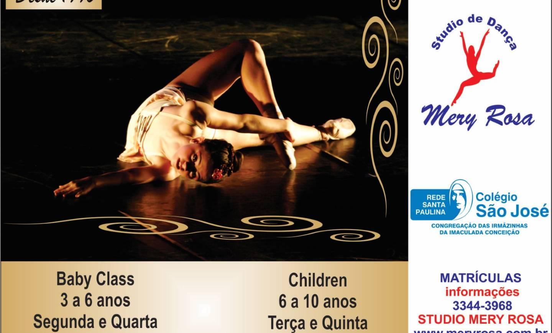 Studio de Dança Mery Rosa