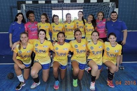 Alunos do Colégio São José se destacam na Taça Santa Catarina Handebol