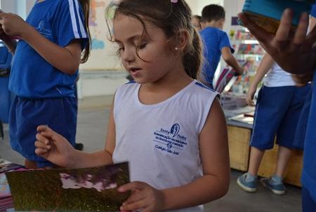 Feira e atividades especiais marcam o Dia Nacional do Livro Infantil