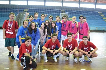 Turma 202 vence os XXIII Jogos Internos do Colégio São José