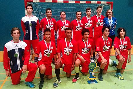 Handebol do São José conquista quatro troféus nos JEI 2016
