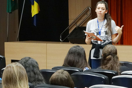 FURB apresenta cursos aos alunos do Ensino Médio