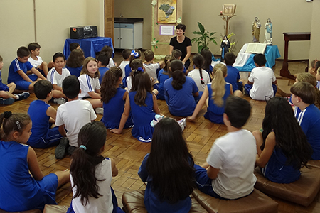 Colégio São José celebra festa litúrgica do padroeiro