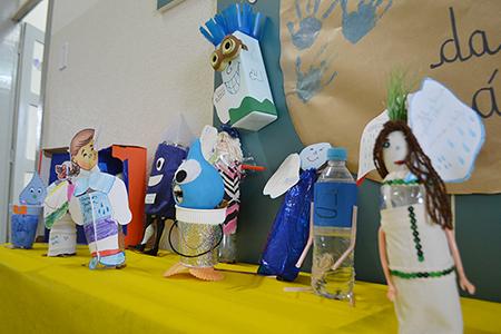 Dia Mundial da Água é comemorado com atividades sobre preservação