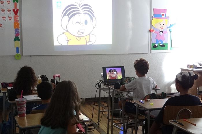 Crianças têm aula especial sobre autismo