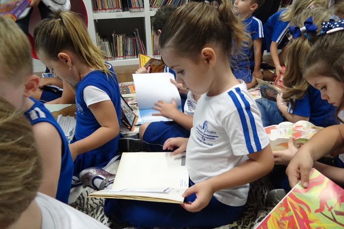 Circuito Literário tem atrações variadas no Dia Nacional do Livro Infantil