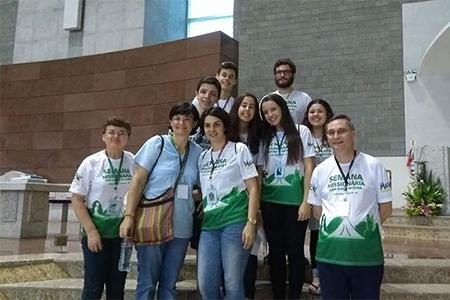 CSJ participa da Semana Missionária com Santa Paulina