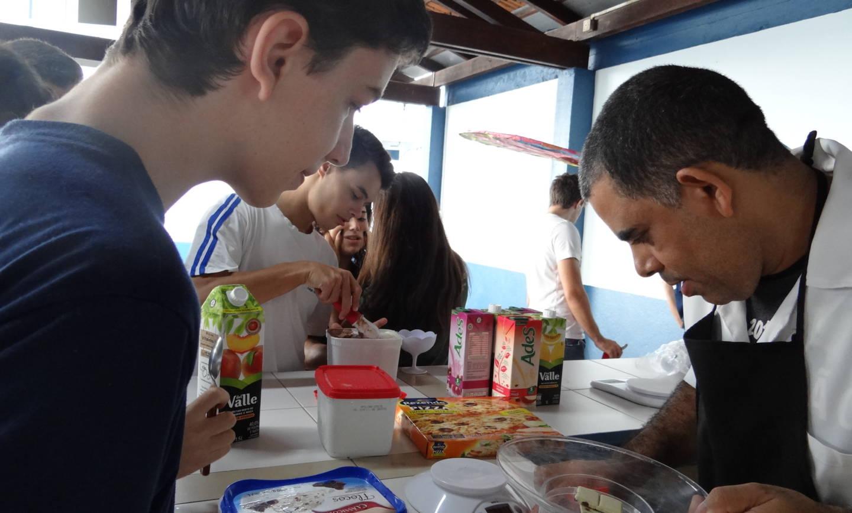 ENSINO MÉDIO: Segundo Ano estuda termoquímica em aula inovadora