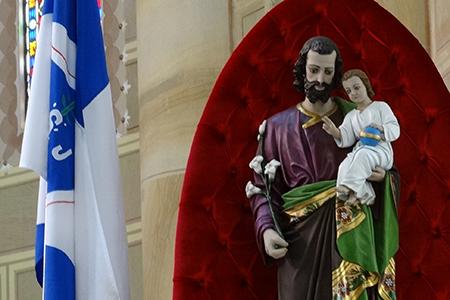 COLÉGIO: Missa e caminhada pela paz marcam dia de São José