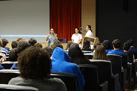 ENSINO MÉDIO: Estudantes conhecem projeto de orientação profissional da Univali