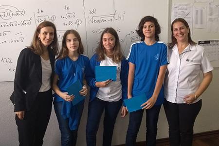 Ensino Fundamental: Destaques do Simulado dos Nonos Anos recebem premiação