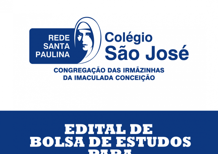 Edital de Bolsa e Estudos para Novos Candidatos