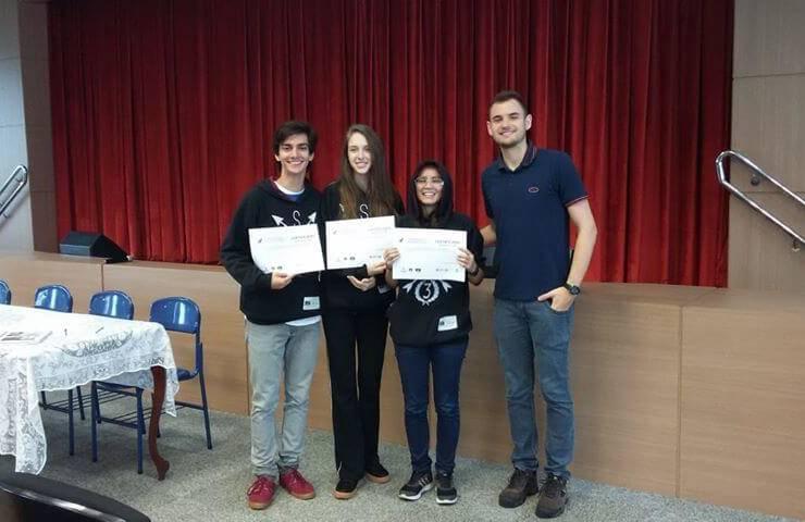 Ensino Médio conquista medalha de ouro na Olimpíada Brasileira de Geografia