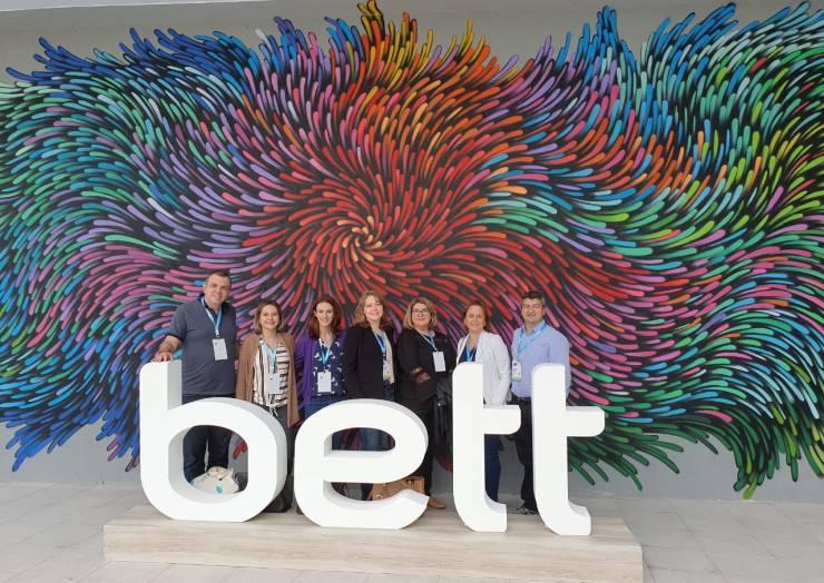 CSJ participa do maior evento de tecnologia e educação da América Latina