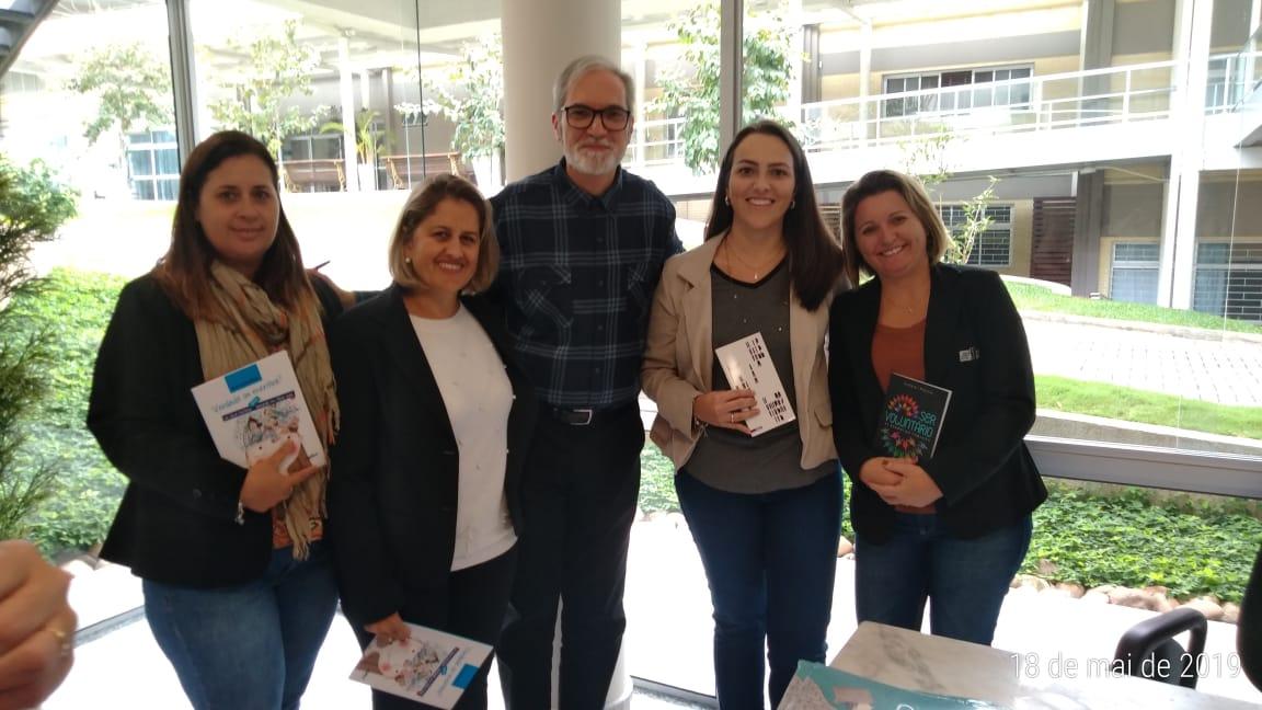 CSJ participa de formação em Curitiba