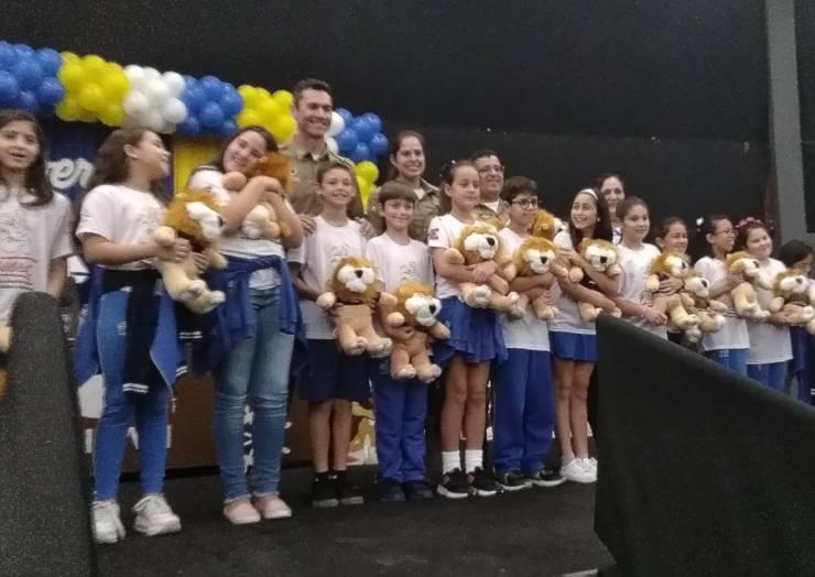 CSJ participa de formatura do Proerd