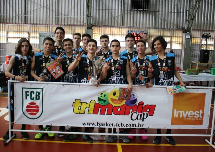 Atletas do CSJ são convocados para Campeonato Sul Brasileiro de Basquete