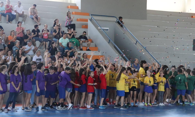 CSJ inicia terceira edição dos Joguinhos Internos