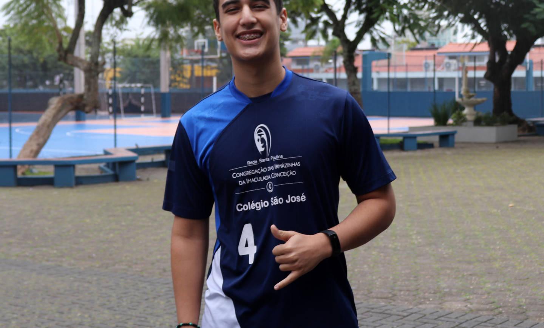 Projeto de aluno da 2ª série pode representar o Brasil em prêmio Internacional