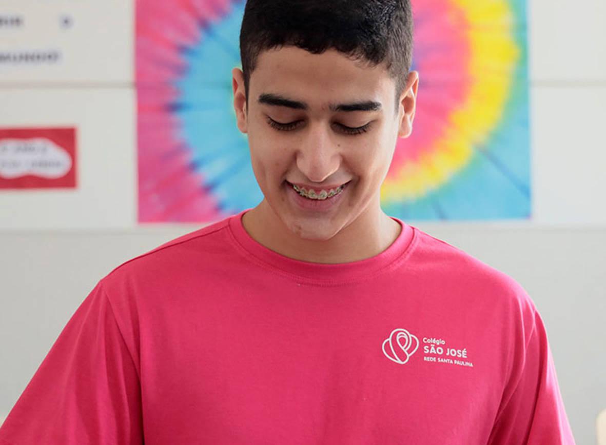 Estudante do Colégio São José vence o Prêmio Jovem da Água de Estocolmo